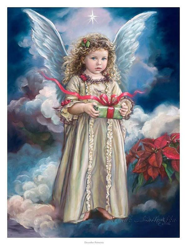 Photos des anges gardiens page 2 - Dessin d ange gardien ...