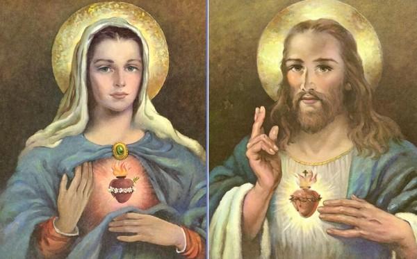 Prière à la Sainte Vierge Marie