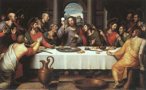 Prière Liturgique avant le Repas
