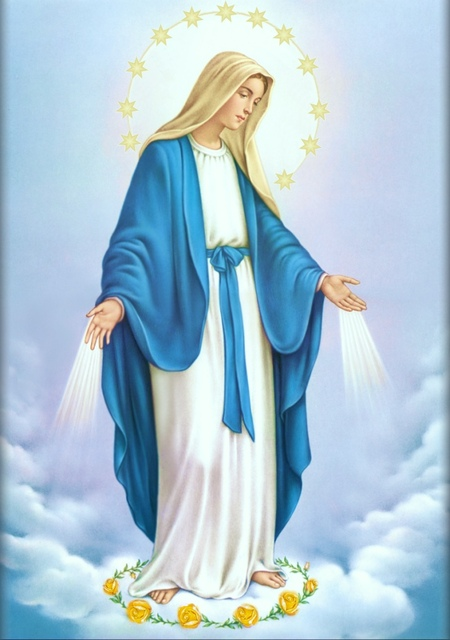Préférence de Sainte Vierge Marie UL01