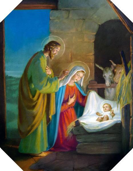Rosaire avec saint Jean-Paul II/Mystères Joyeux 8eaac4c2
